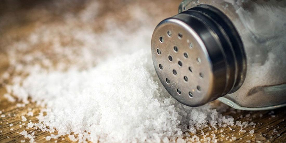 Το πολύ αλάτι εξασθενεί την άμυνα του ανοσοποιητικού συστήματος