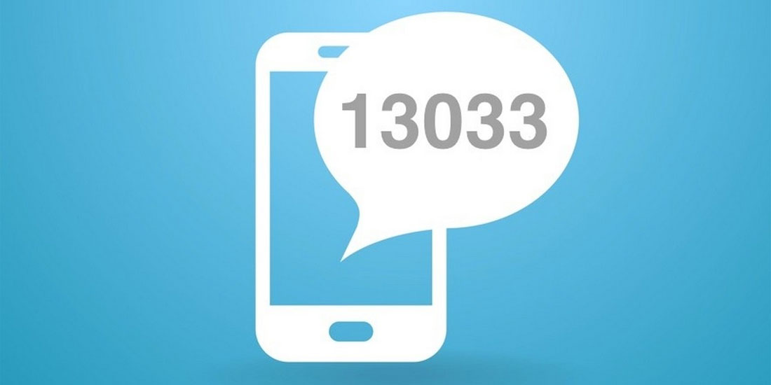 Ενημέρωση για την υπηρεσία SMS 13033 και τη λειτουργία των τηλεπικοινωνιακών υποδομών