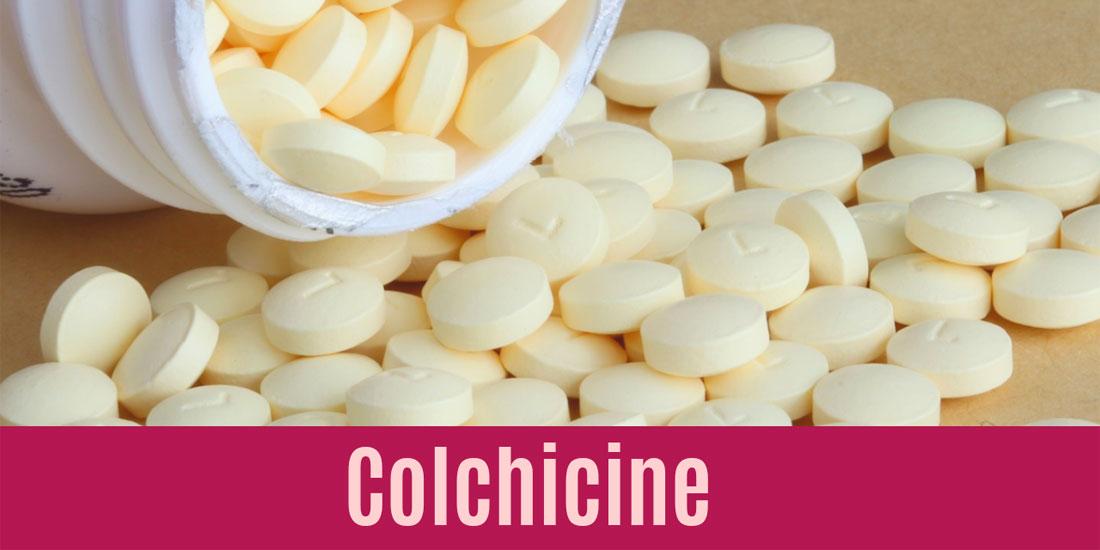 Ξεκίνησε η χορήγηση κολχικίνης για την αντιμετώπιση του κορωνοιου