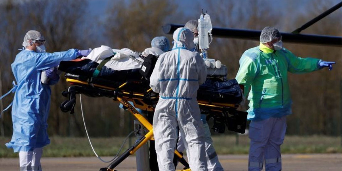 Βέλγιο: Ξεπεράσθηκε το όριο των 1.000 θανάτων στη χώρα