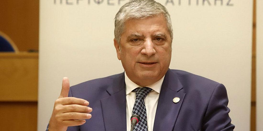 Σύσκεψη της ομάδας για τον κορωνοϊό της Περιφέρειας Αττικής και του ΙΣΑ, συγκάλεσε ο Γ. Πατούλης