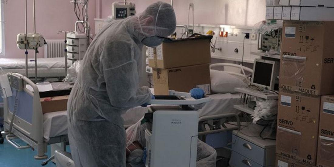Νοσοκομειακό εξοπλισμό προσφέρει ο Όμιλος ΑΝΤΕΝΝΑ