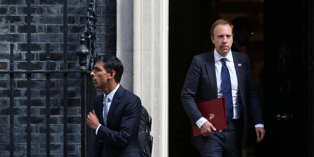 Βρετανία-Covid-19: Η Βρετανία θα χρειαστεί να λάβει περαιτέρω μέτρα εάν οι πολίτες αψηφούν τους κανόνες απομόνωσης, λέει ο υπουργός Υγείας