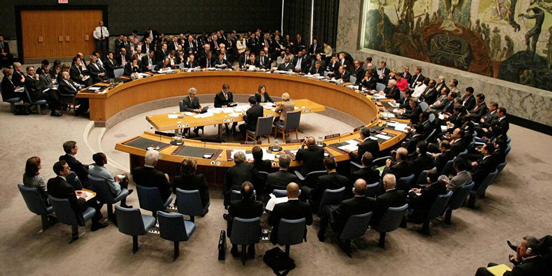 Πρώτη συνεδρίαση του Συμβουλίου Ασφαλείας του ΟΗΕ για την πανδημία