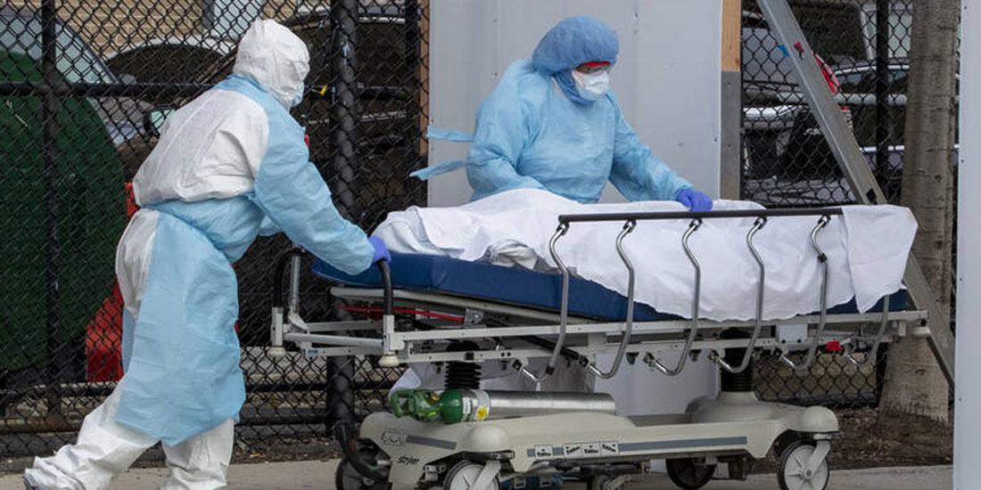 Σχεδόν 2.000 νεκροί μέσα σε ένα 24ωρο στις ΗΠΑ!