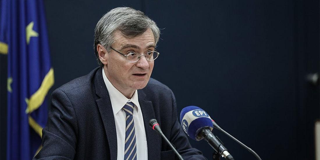Τσιόδρας: «Τα μέτρα λειτουργούν... όμως δεν μπορούμε να σταματήσουμε να φοβόμαστε τον συνωστισμό»