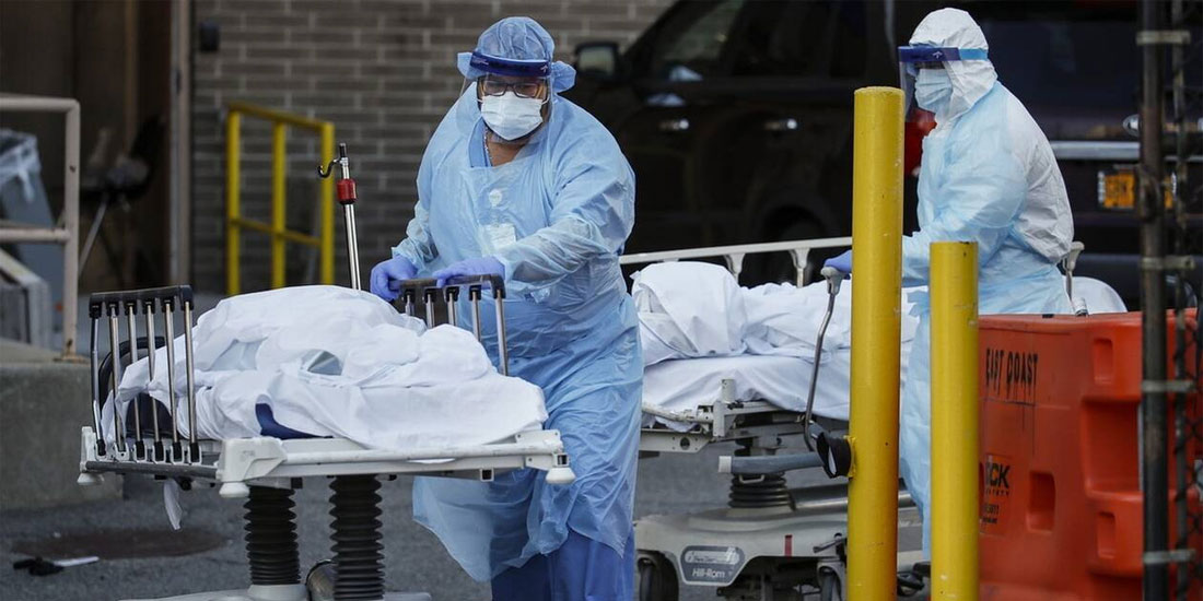 Financial Times: 60% περισσότεροι οι πραγματικοί θάνατοι από Covid-19 παγκοσμίως