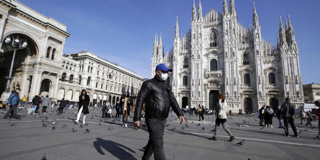 Η Ιταλία χαλαρώνει τα μέτρα με τον φόβο αναζωπύρωσης της επιδημίας