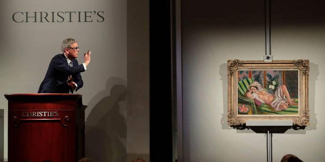 Ο οίκος Christie's οργανώνει δημοπρασία υπέρ της έρευνας για τη νόσο Covid-19