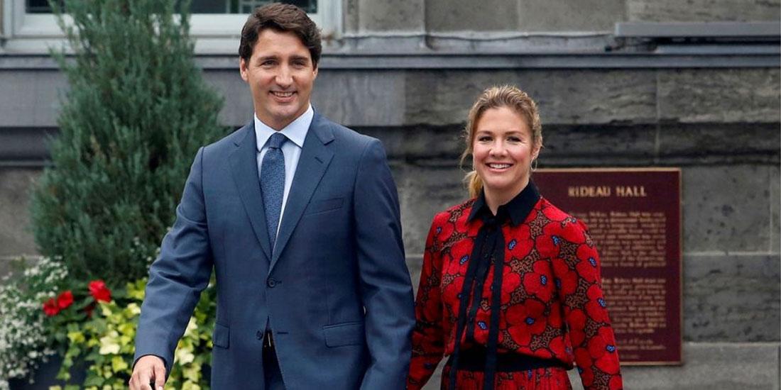 Σοφί Γκρεγκουάρ Τριντό: «Δύσκολο να έχεις κορωνοϊό και να ζεις με τον πρωθυπουργό του Καναδά»