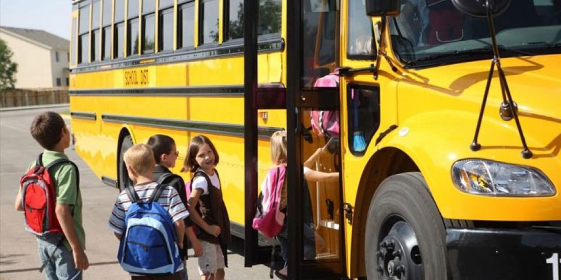 Μέτρα προστασίας κατά τη μετακίνηση των μαθητών