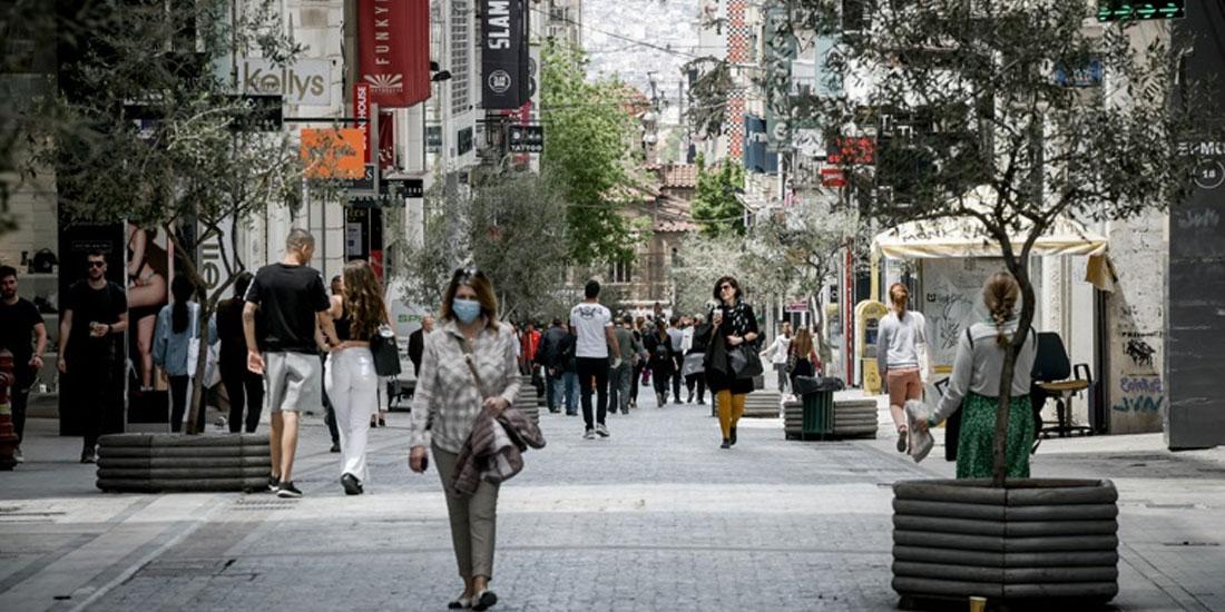 Επαναλειτουργούν από σήμερα 66.010 λιανεμπορικές και άλλες επιχειρήσεις