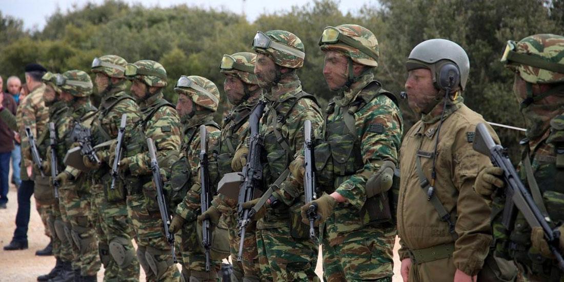 ΓΕΕΘΑ : Aναστολή των επιχειρησιακών δραστηριοτήτων των ενόπλων δυνάμεων για άλλες 15 ημέρες