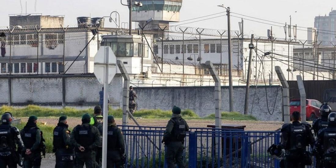 Κολομβία: Οι μισοί κρατούμενοι σε φυλακή μολύνθηκαν από τον νέο κορωνοϊό