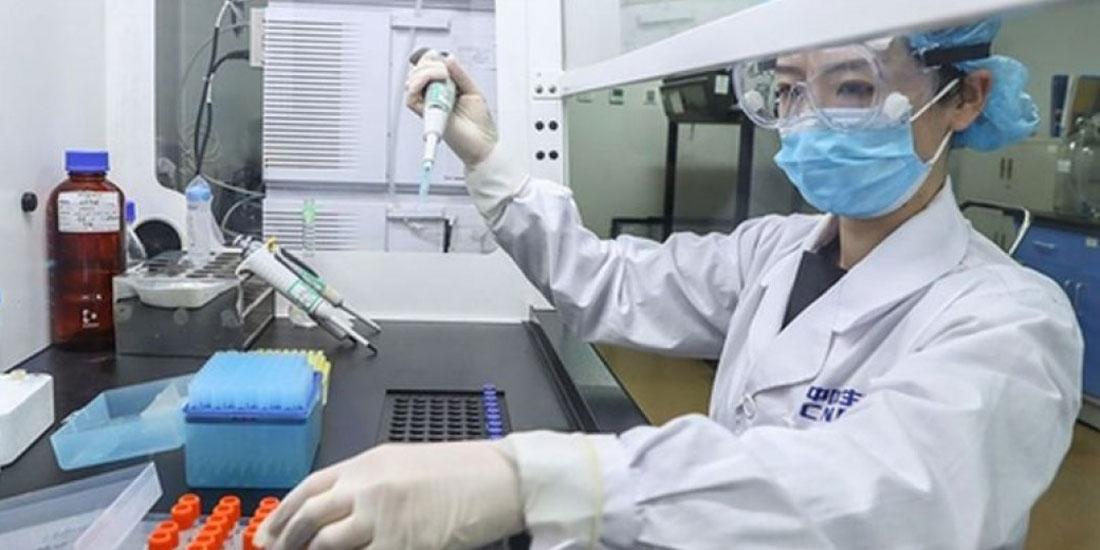 Covid-19: Κινεζικό εργαστήριο ισχυρίζεται ότι μπορεί να σταματήσει την πανδημία χωρίς εμβόλιο