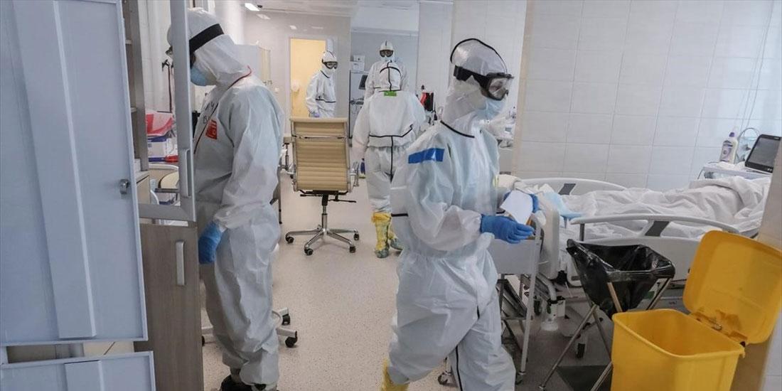 Δεκάδες άνθρωποι από το Μεξικό νοσηλεύονται σε νοσοκομεία της Καλοφόρνια
