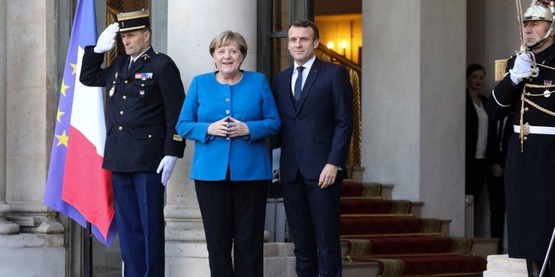 ΕΕ: Εξαιρετικά σημαντικό βήμα για όλους μας το σxέδιο ανάκαμψης Μέρκελ-Μακρόν