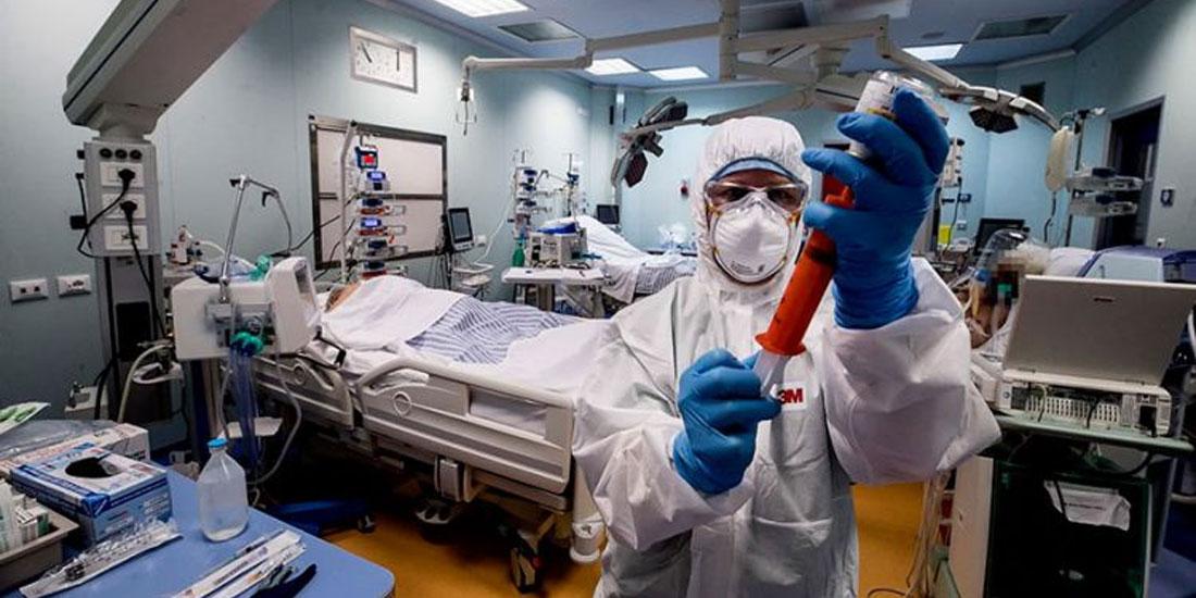 Το πρώτο στον κόσμο περιστατικό θυρεοειδίτιδας μετά από λοίμωξη Covid-19