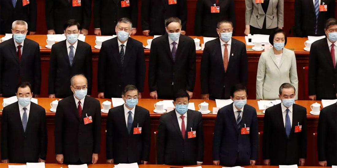 Κίνα: Διαγνωστικά τεστ και μάσκες κατά την εναρκτήρια συνεδρίαση του Εθνικού Λαϊκού Συνεδρίου