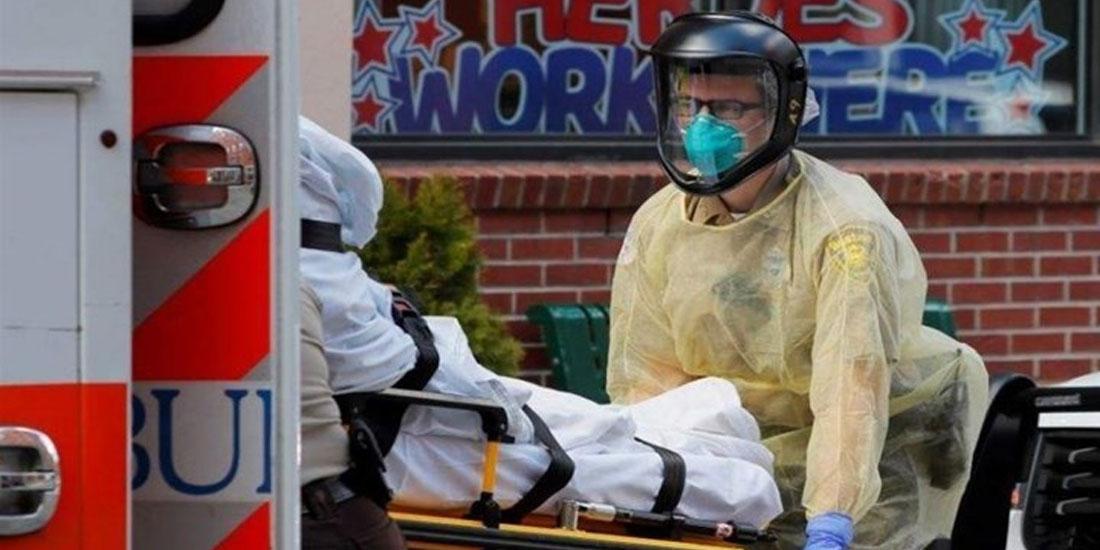 ΗΠΑ: Ξεπέρασαν τις 100.000 οι θάνατοι στις Ηνωμένες Πολιτείες της Αμερικής