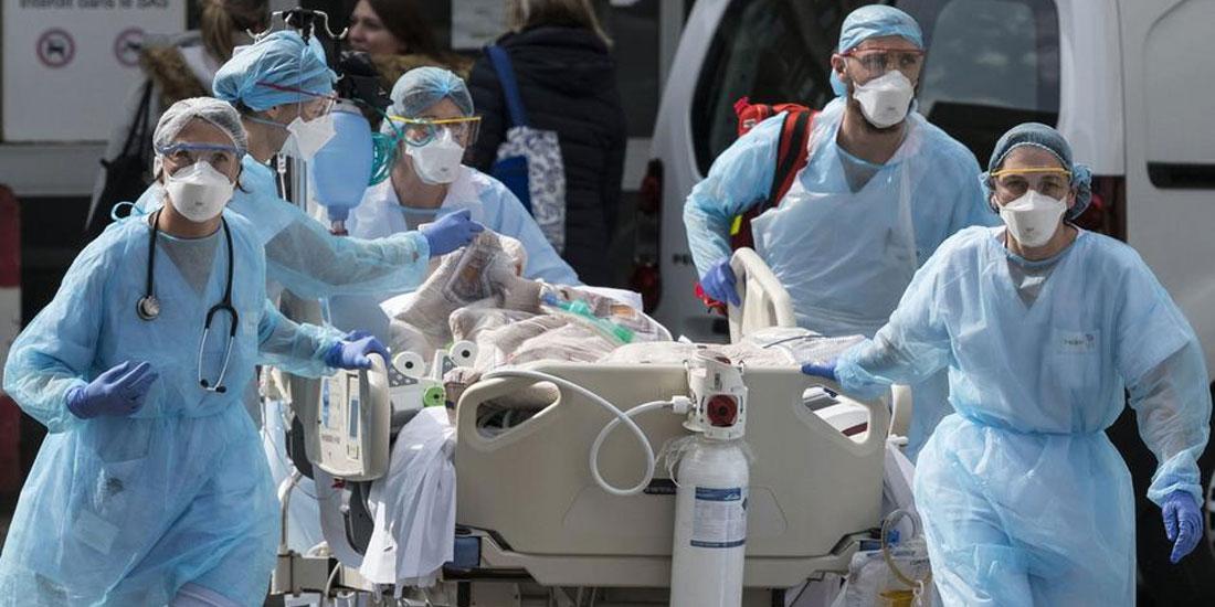 Γαλλία:  Για πρώτη φορά εδώ και 13 ημέρες ξεπέρασε τους 100 ο απολογισμός των νέων θανάτων