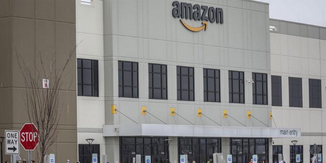 Εργαζόμενοι στην Amazon προσέφυγαν δικαστικά εναντίον της εταιρείας