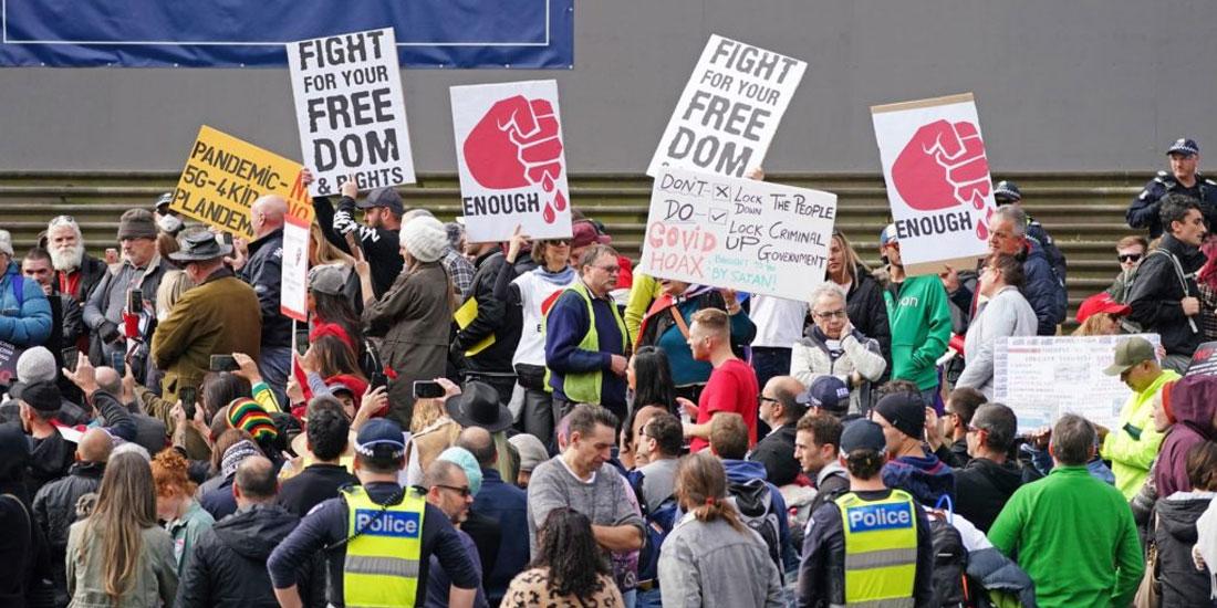 Αυστραλία: Όποιος δεν απομακρύνεται από τις συγκεντρώσεις θα συλλαμβάνεται