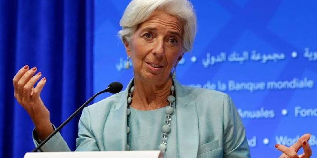 Κρ. Λαγκάρντ: Σε δραματική πτώση η οικονομία των χωρών της Ε.Ε.