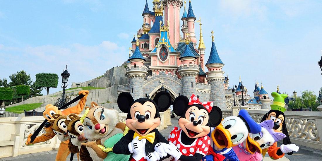 Ανοίγει ξανά η Disneyland στο Παρίσι για το κοινό