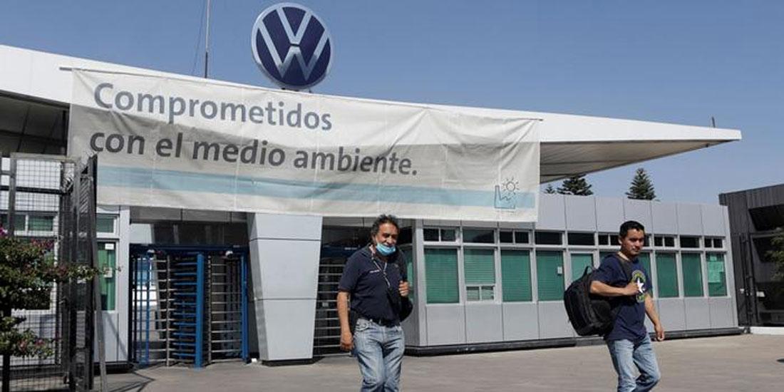 Μεξικό: Δεκάδες εργαζόμενοι σε εργοστάσια της VW διαγνώστηκαν με κορωνοϊό