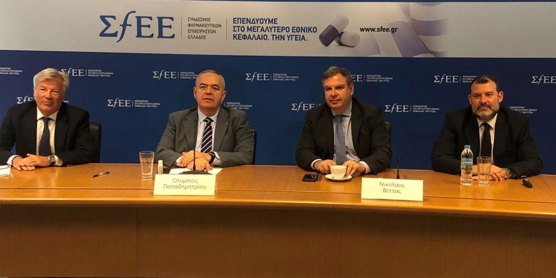 Μελέτη του ΙΟΒΕ με τη συνεργασία του ΣΦΕΕ: «Η Φαρμακευτική Αγορά στην Ελλάδα: Γεγονότα και Στοιχεία 2019»