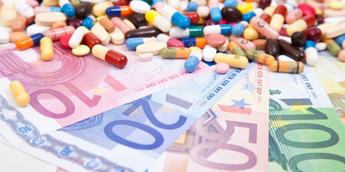 ΕΟΠΥΥ: Αποζημιώνει σκευάσματα 3,31 δισ. ευρώ αλλά πληρώνει μόνο 1,945 δισ. ευρώ!