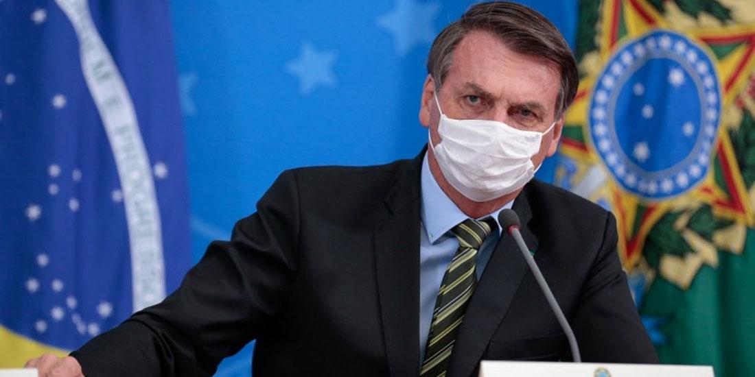 Βραζιλία: Ακυρώθηκε δικαστική απόφαση που υποχρέωνε τον Πρόεδρο να φορά μάσκα