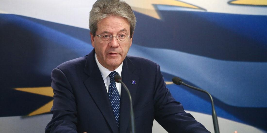 Π. Τζεντιλόνι: «Με την αξιοποίηση των πόρων του Ταμείου Ανάκαμψης, η ελληνική οικονομία Θα ανθίσει»