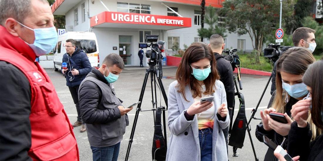 Αλβανία: Επιδείνωση εμφανίζει το επιδημιολογικό φορτίο