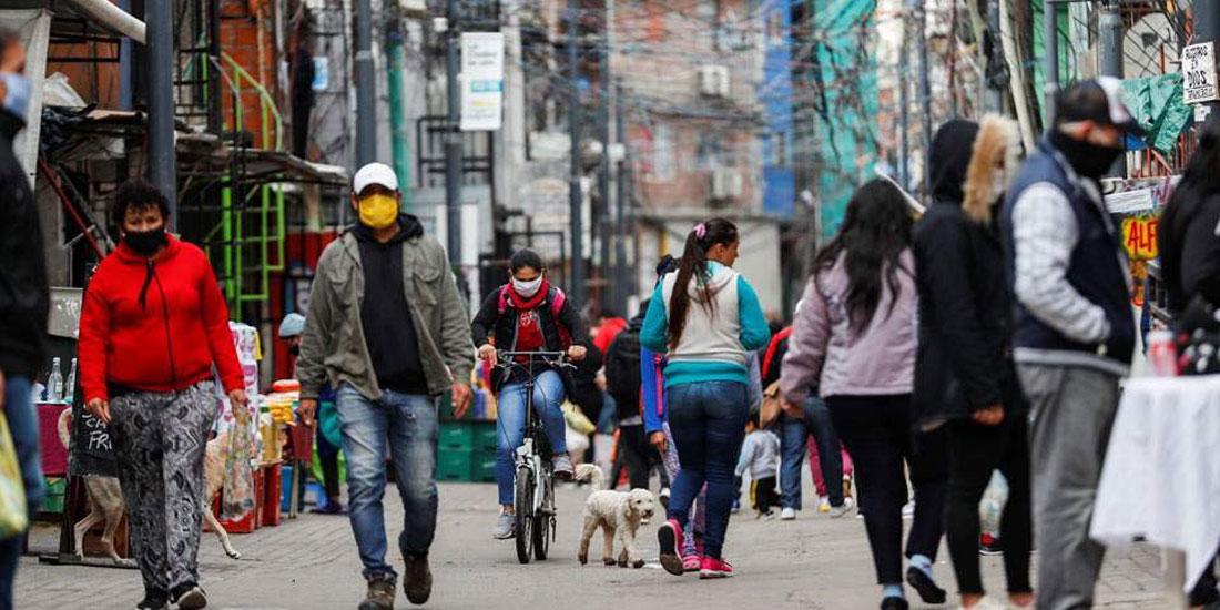 Ταχεία εξάπλωση του κορωνοϊού στην Αργεντινή