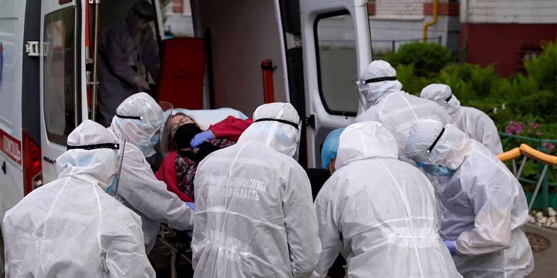 Ρωσία: Άλλα 6.509 νέα κρούσματα του ιού και 176 νέοι θάνατοι το τελευταίο 24ωρο