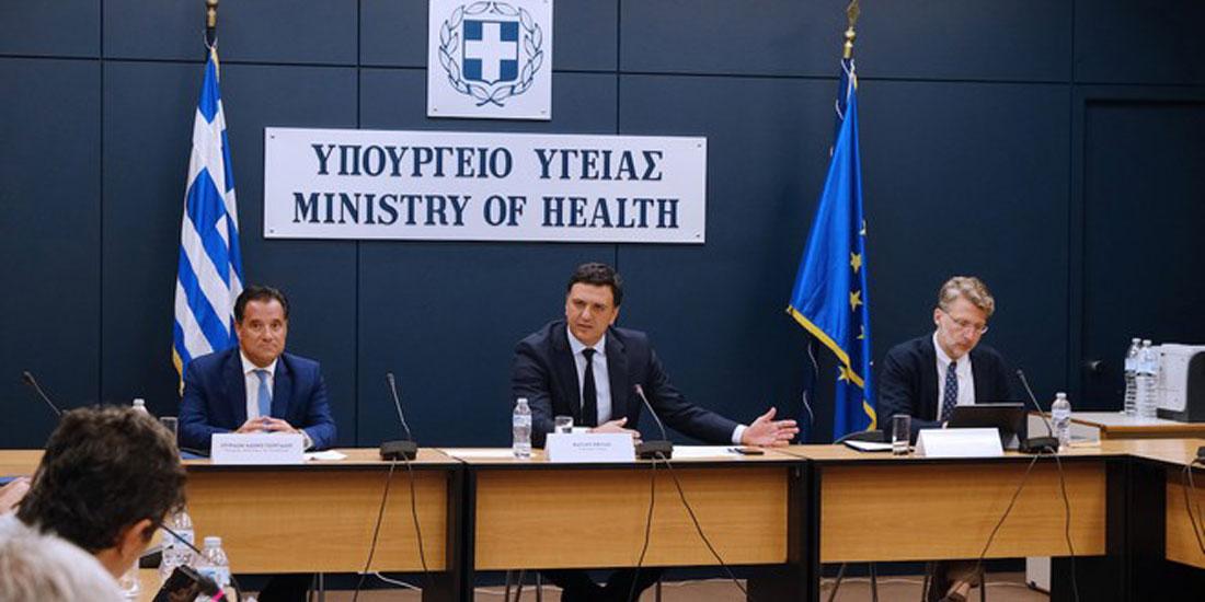 Επιπλέον πόρους 500 εκατ. ευρώ για φάρμακα εξασφαλίζει το Υπουργείο Υγείας