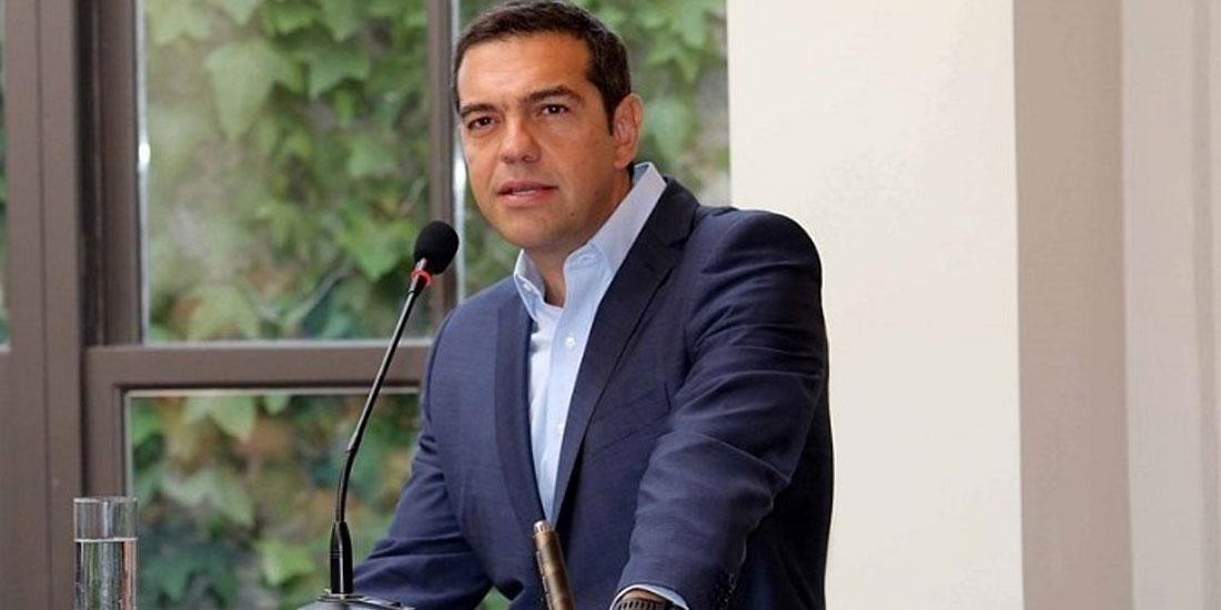 Αλ. Τσίπρας από τη Νάξο: Ο τρόπος που αντιμετωπίζει τα πράγματα η κυβέρνηση μεγιστοποιεί την κρίση. Συνάντηση του προέδρου του ΣΥΡΙΖΑ με παραγωγικούς φορείς