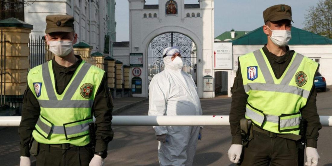 Αύξηση ρεκόρ των ημερήσιων κρουσμάτων στην Ουκρανία ενώ η Πολωνία εξετάζει την επιβολή καραντίνας για κάποιες χώρες