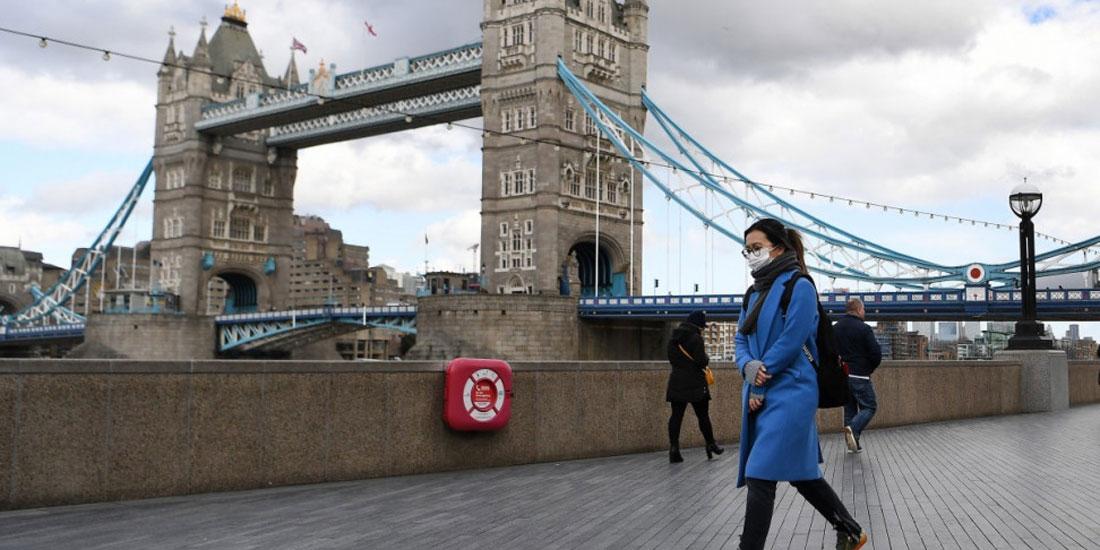 Το Λονδίνο ανησυχεί για το δεύτερο κύμα της επιδημίας στην Ευρώπη