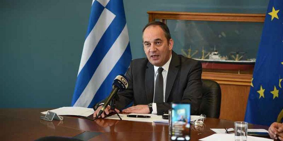 Γ. Πλακιωτάκης: Mε βάση τα επιδημιολογικά δεδομένα θα επαναξιολογηθούν τα πρωτοκόλλα των επιβατών στα πλοία της ακτοπλοΐας