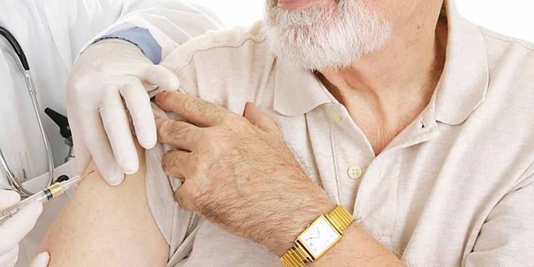 Ελληνική μελέτη: Στο 83% η εμβολιαστική κάλυψη για γρίπη στην τρίτη ηλικία