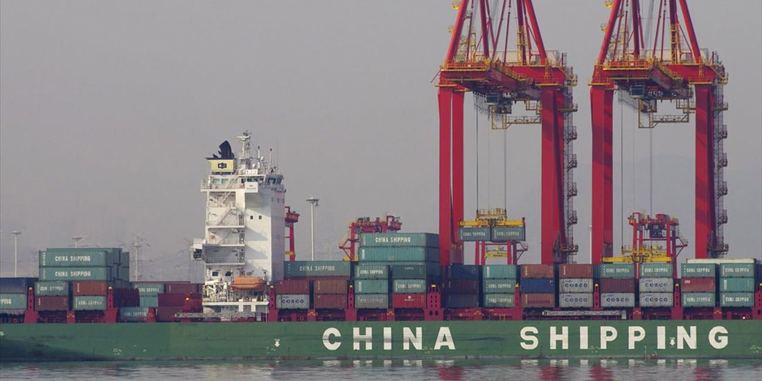 Κίνα: Εκπτώσεις ή εξαιρέσεις οικονομικού ύψους 116,2 δισεκατομμυρίων δολαρίων από το φόρο εξαγωγών, στο πρώτο εξάμηνο του 2020