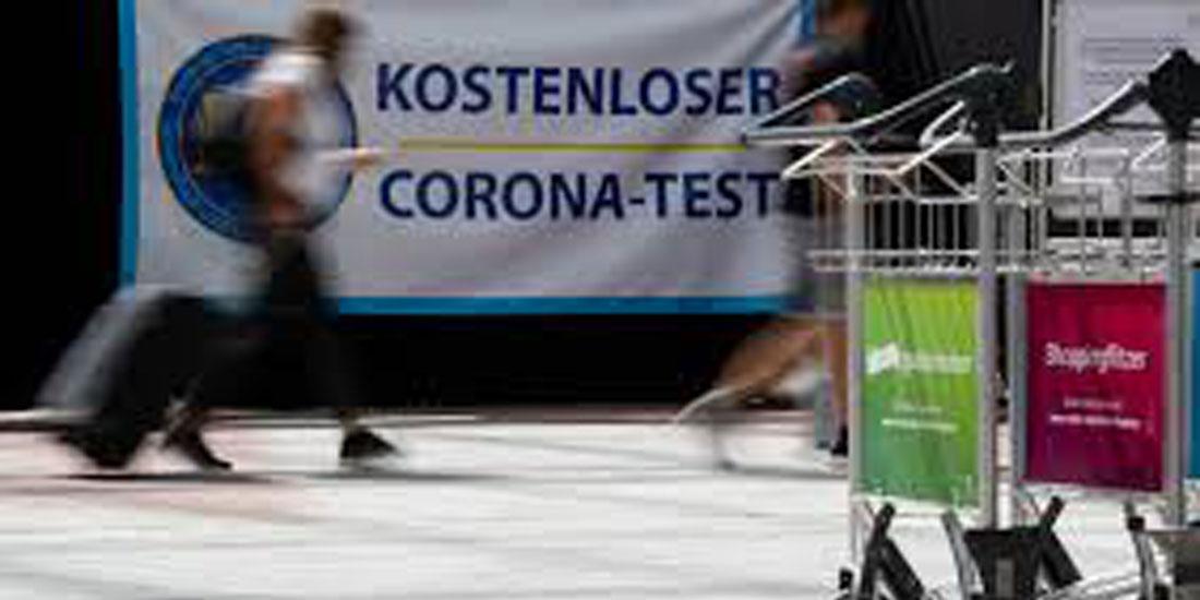 Υποχρεωτικά τεστ για τον κορωνοϊό σε όσους επιστρέφουν στην Γερμανία από το εξωτερικό
