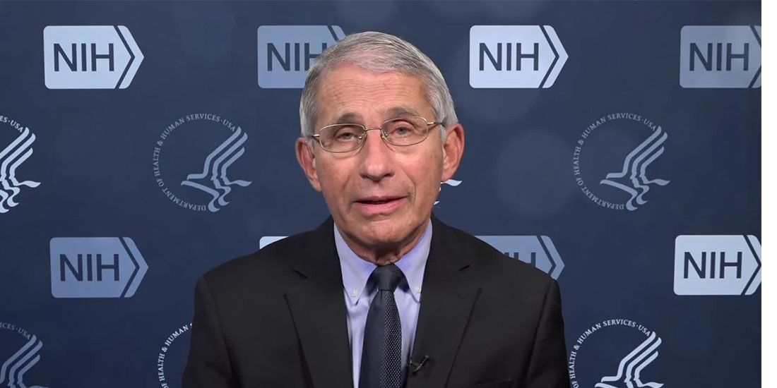 Δρ. Φάουτσι: Ακόμη και ένα εμβόλιο με κάλυψη 50% είναι αποδεκτό