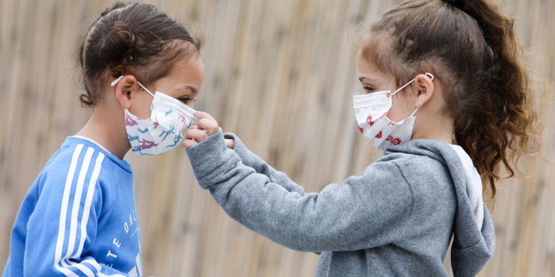 Ελάχιστος ο ρόλος των παιδιών στην ασυμπτωματική εξάπλωση της Covid-19