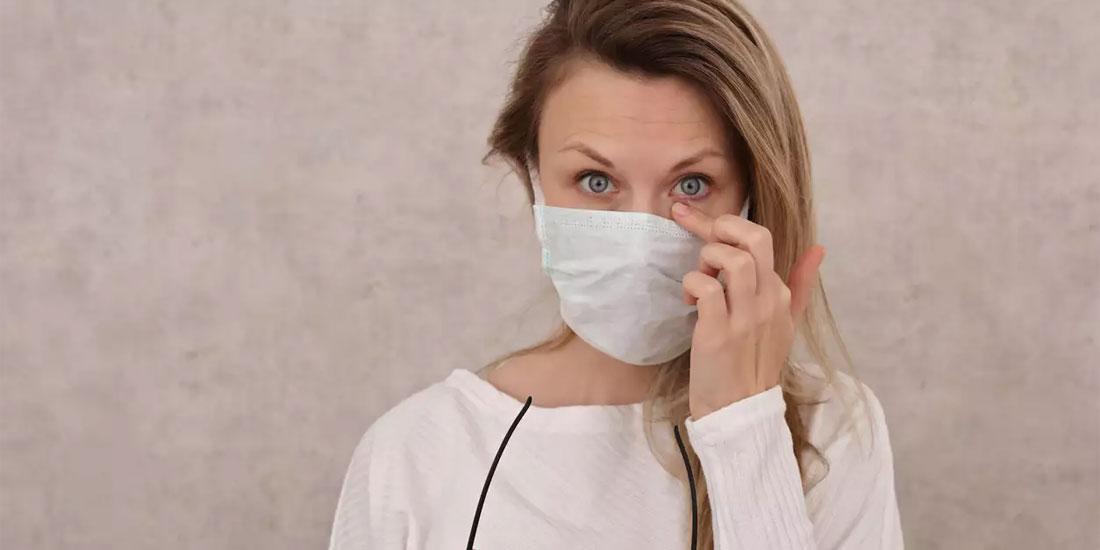 Ο ιός μολύνει και τους οφθαλμικούς ιστούς