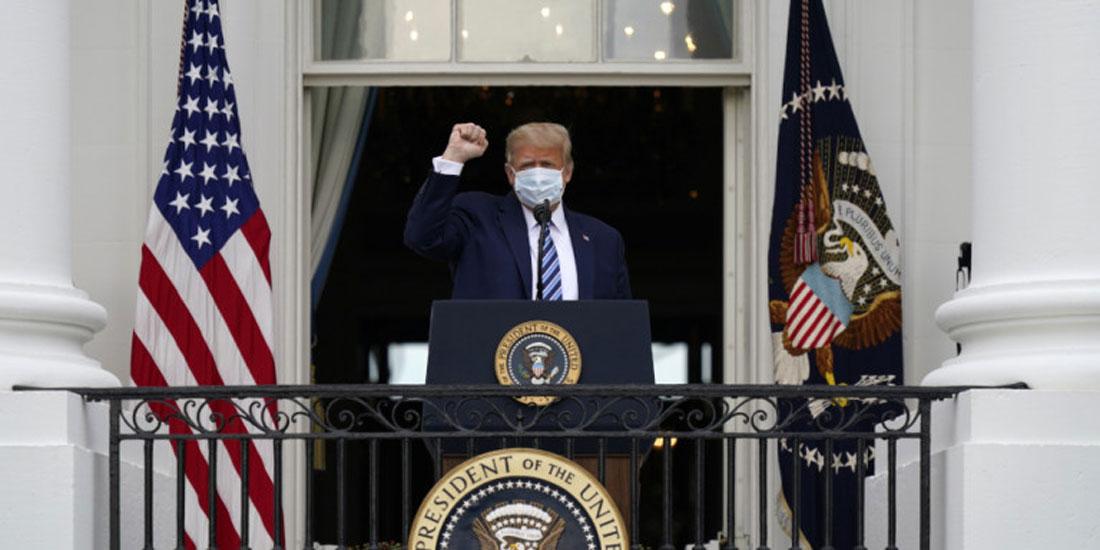 Συνεχίζει ο Τραμπ την προεκλογική του εκστρατεία ενώ ο Φάουτσι προειδοποιεί για τους κινδύνους της πανδημίας