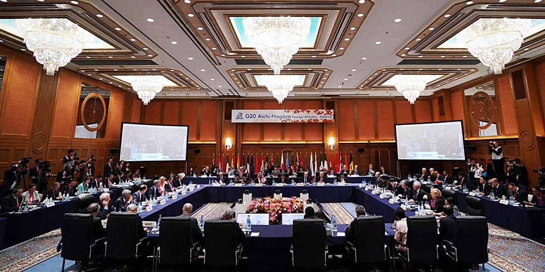 Σύνοδος της G20 για την επανεκκίνηση της οικονομίας